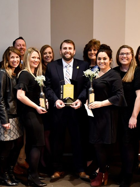 Ohians named Top Workplace for 5th Consecutive Year