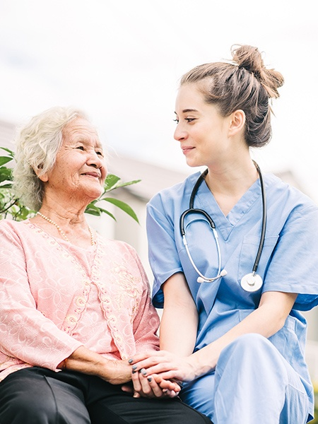 Why you should consider working in home health care