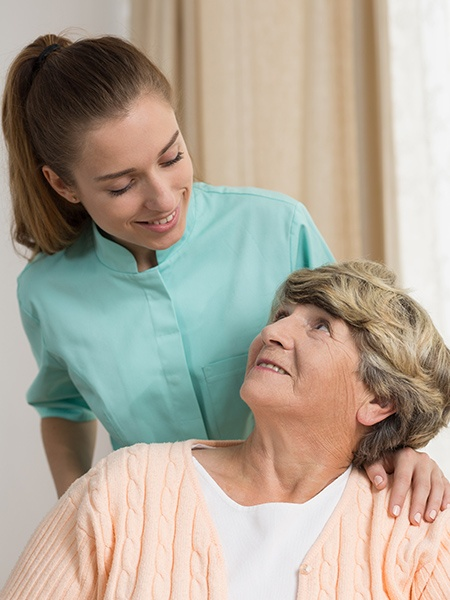 Dealing with caregiver stress