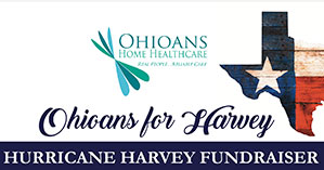 Image of Ohioans for Harvey logo.