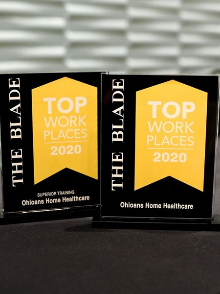 OHHC snags top workplace honors once again!